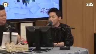"""[SBS]두시탈출컬투쇼,조정석 ,""""박보영과 호흡, 기가 막혔다"""""""