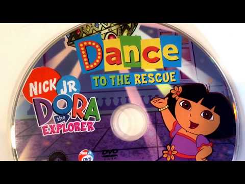 Dora The Explorer Dance To The Rescue Video - Nick Jr N ...