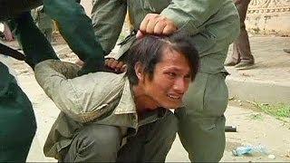 """Une femme abattue chez les """"révoltés du textile"""" au Cambodge"""
