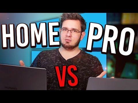 Czy Za Nielegalnego Windowsa Mogą Cię Zamknąć? | Windows Home Vs Pro