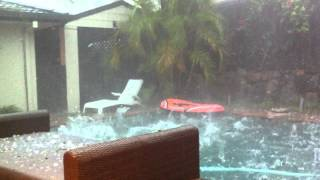 MUST SEE!! HAIL SUPER STORM IN AUSTRALIA 18-11-2012 www.istickit.com.au 1 of 3