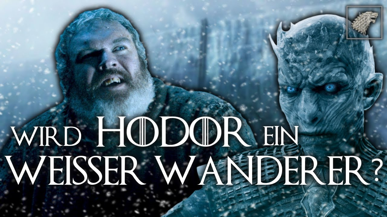 Game Of Thrones WeiГџe Wanderer Theorie
