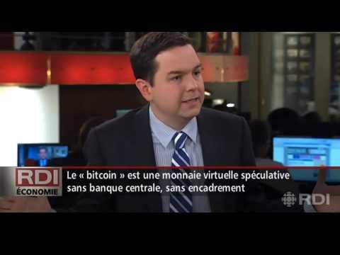 RDI Economie - Interview Erwan Jonchères sur le Bitcoin