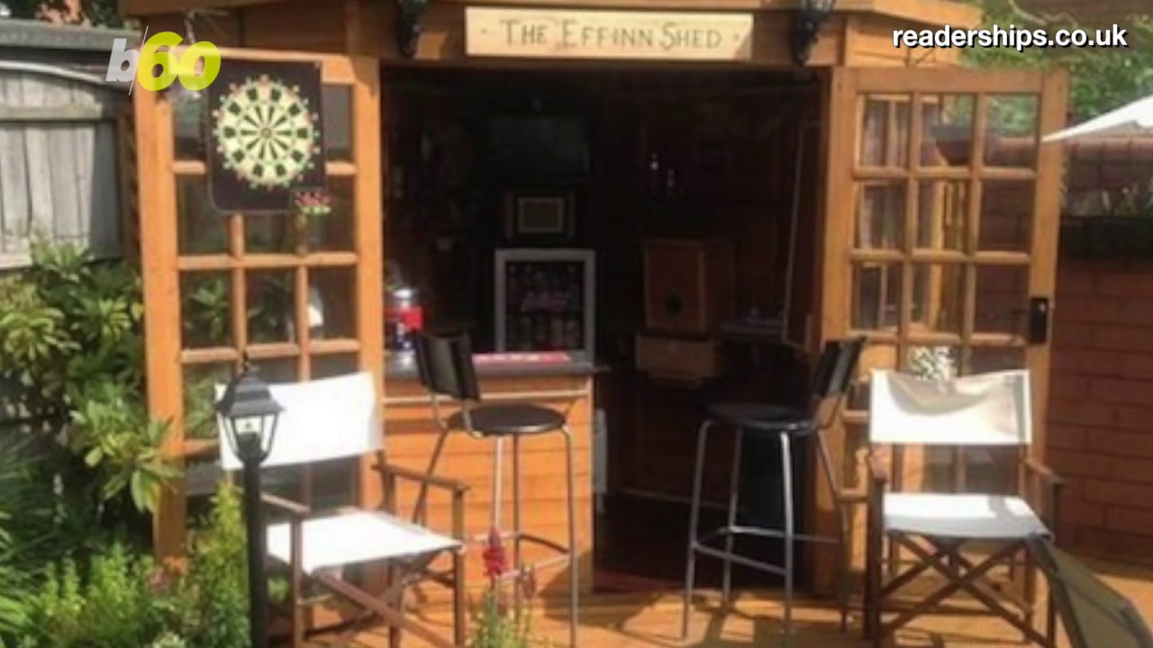 Man Cave Bar For Sale Melbourne : Forget the man cave backyard bar sheds are way to go