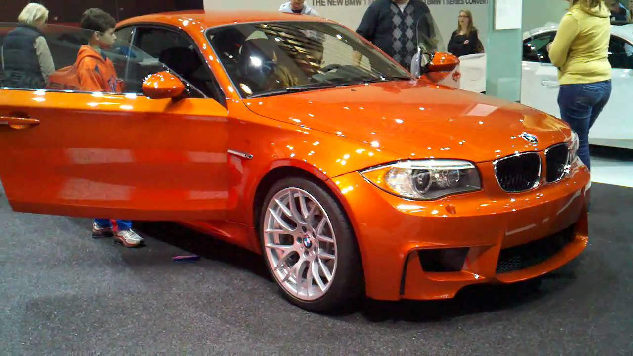 2012 bmw m1 coupe at naias detroit youtube. Black Bedroom Furniture Sets. Home Design Ideas