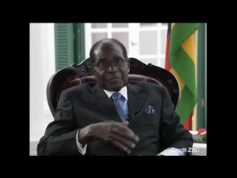 President Robert Mugabe comments on Chinese investments in Zimbabwe #263Chat