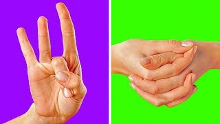 36 FINGER TRICKS THAT AMAZE YOU LIKE MAGIC
