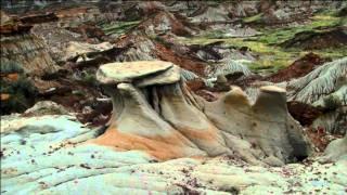 Valley of the Moon Dinosaur Provincial Park Alberta