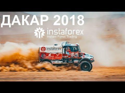 InstaForex Loprais Team на Ралли Дакар 2019