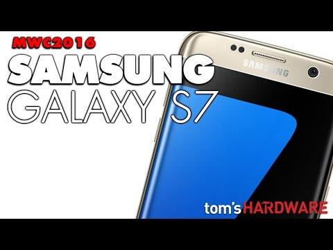 Galaxy S7, primo video e impressioni dal MWC16 - Tom's Hardware