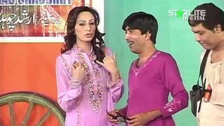 Best Of Iftikhar Thakur and Sajan Abbas New Pakistani Stage Drama Full Comedy Funny Clip