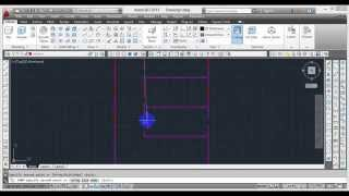 Autocad Bangla Tutorial/floor Plan(অটোক্যাড বাংলা)-1