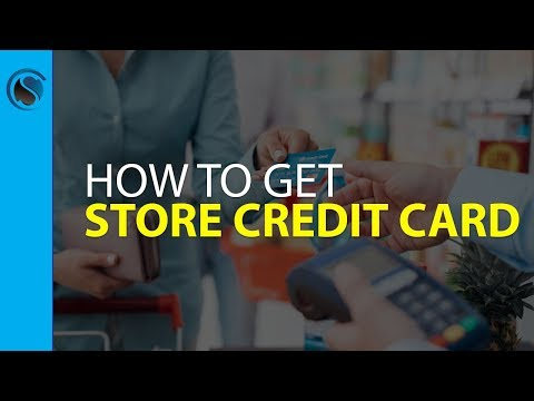 Periscope...How to Get Revolving Store Business Credit Cards