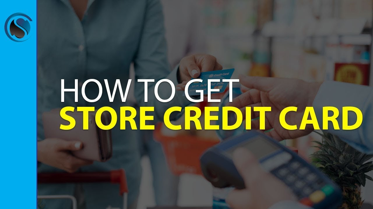 Periscope...How to Get Revolving Store Business Credit Cards - YouTube