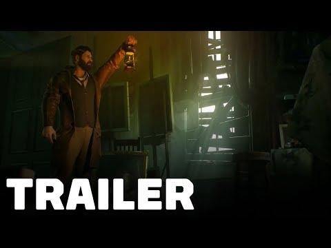 Call of Cthulhu Gameplay Trailer - Gamescom 2018