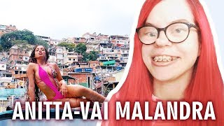 Baixar ANITTA, MC ZAAC, MAEJOR - VAI MALANDRA FT. TROPKILLAZ & DJ YURI MARTINS (REACTION) | Sisley Reacts