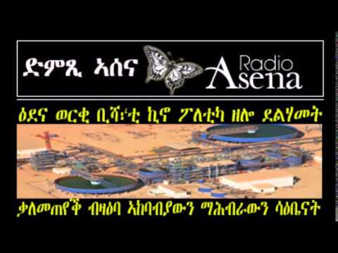 Voice of Assenna: Bisha Gold Mining: The Consequences Beyond