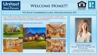 homes for sale nicholasville ky real estate virtual tour 555 e cambridge ln nicholasville ky