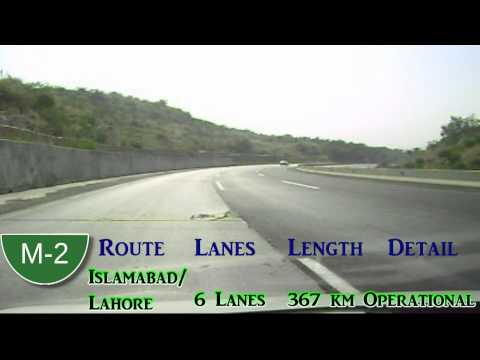 Pakistan Motorway - The National Pride