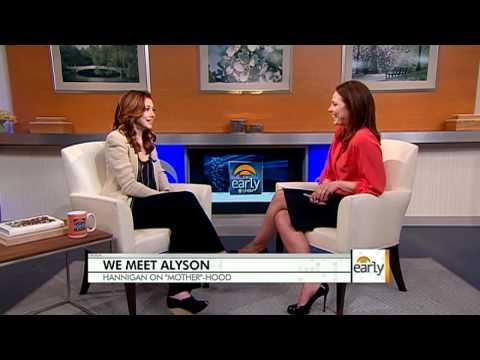Alyson Hannigan On How Met Your Mother