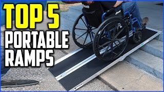 Top 5 Best Portable Wheelchair Ramps in 2020 Reviews