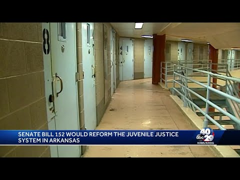 Arkansas Senate passes bill to keep juveniles out of jails