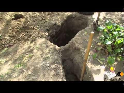 Общий принцип: строим канализацию на даче
