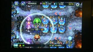 E7. Black Sand (Hard) Tower Defense: Lost Earth Guide