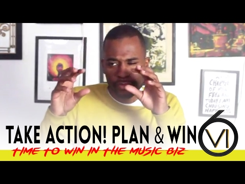 Ep. 10 - How to Plan & Win In Music and The Business