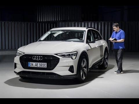 Audi Etron In Detail YouTube - Audi etron