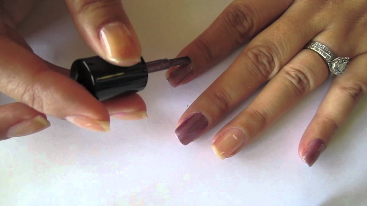 Sally Hansen Magnetic Nail Polish - YouTube