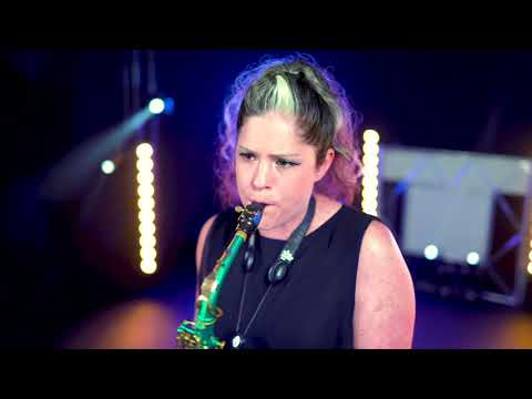 Lucy Harvey Ibiza Sax Show-reel