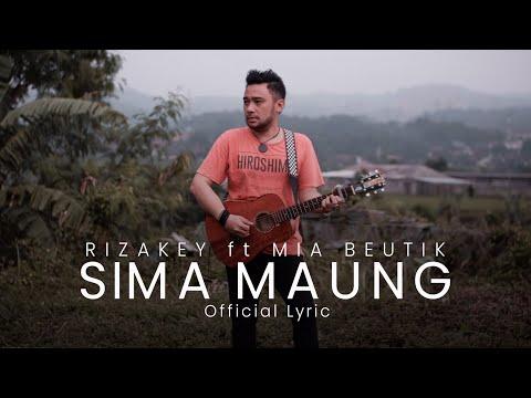 SIMA MAUNG (PERSIB) - RIZA HERO feat MIA BEUTIK