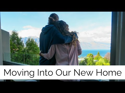 Moving Into My Dream Apartment! VLOG   New Zealand