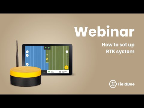 Precision academy: How to set up RTK system