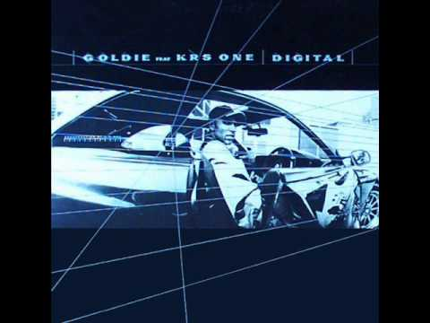 Goldie Feat. KRS One - Digital (Boymerang Mix)