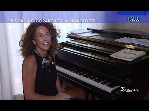 Cristiana Pegoraro: io e il pianoforte