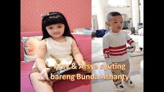 Download Video Si Cantik Arsy & si Ganteng Arsya mau syuting bareng Bunda Ashanty 😘 MP3 3GP MP4