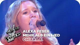 Alexa Feser – Mehr als ein Lied (Chiara E.) | Battles | The Voice Kids 2016