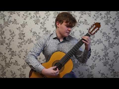 """Казачья песня """"Не для меня придет весна"""" на гитаре / Cossack song """"Ne dlya menya"""" on guitar"""