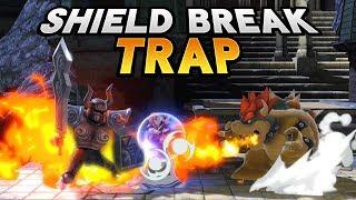 This Shield Break Setup is UNBELIEVABLE! [SMASH REVIEW #41]