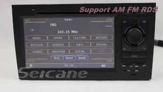 audi a4 b6 b7 sound system professional stereo upgrade support ipod iphone