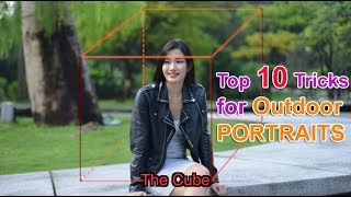 Top 10 Tricks for Outdoor Portraits