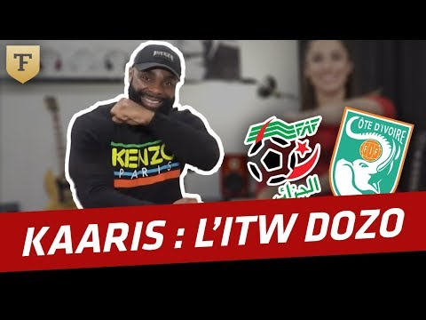 Kaaris, l'interview foot : Sevran, Serge Aurier, Sofiane Feghouli