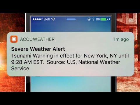 False Tsunami Warning Causes Panic After Hawaii Scare