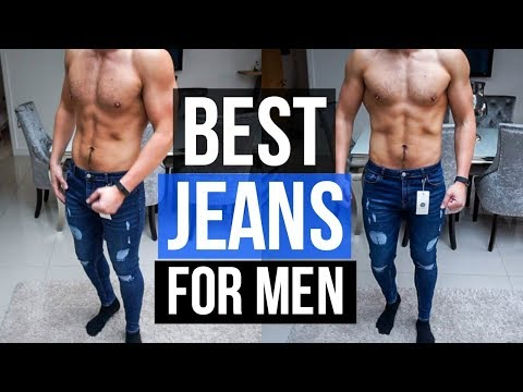 BEST FITTING JEANS FOR MEN!! | Legend London Clothing Haul & Try-On