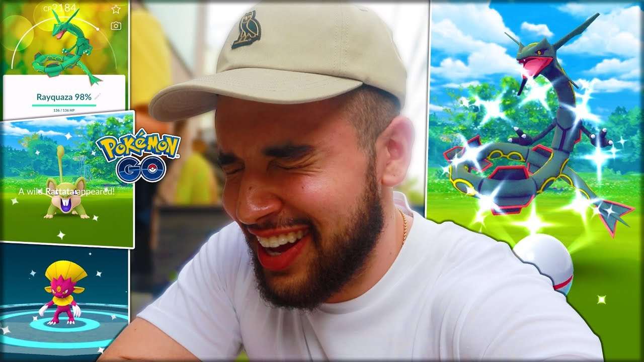 I ALMOST CRIED WHEN THIS HAPPENED! (Pokémon GO) thumbnail