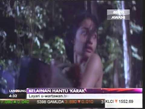 Astro Awani (Gala TV) - Kelainan Hantu KaraK