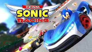 [PS4] Team Sonic Racing - All Stages & Character Unlocked | Plus Max Money - PS4 Save Wizard