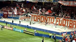 TFC CONCACAF Champions League Quarter Final  Pre-game